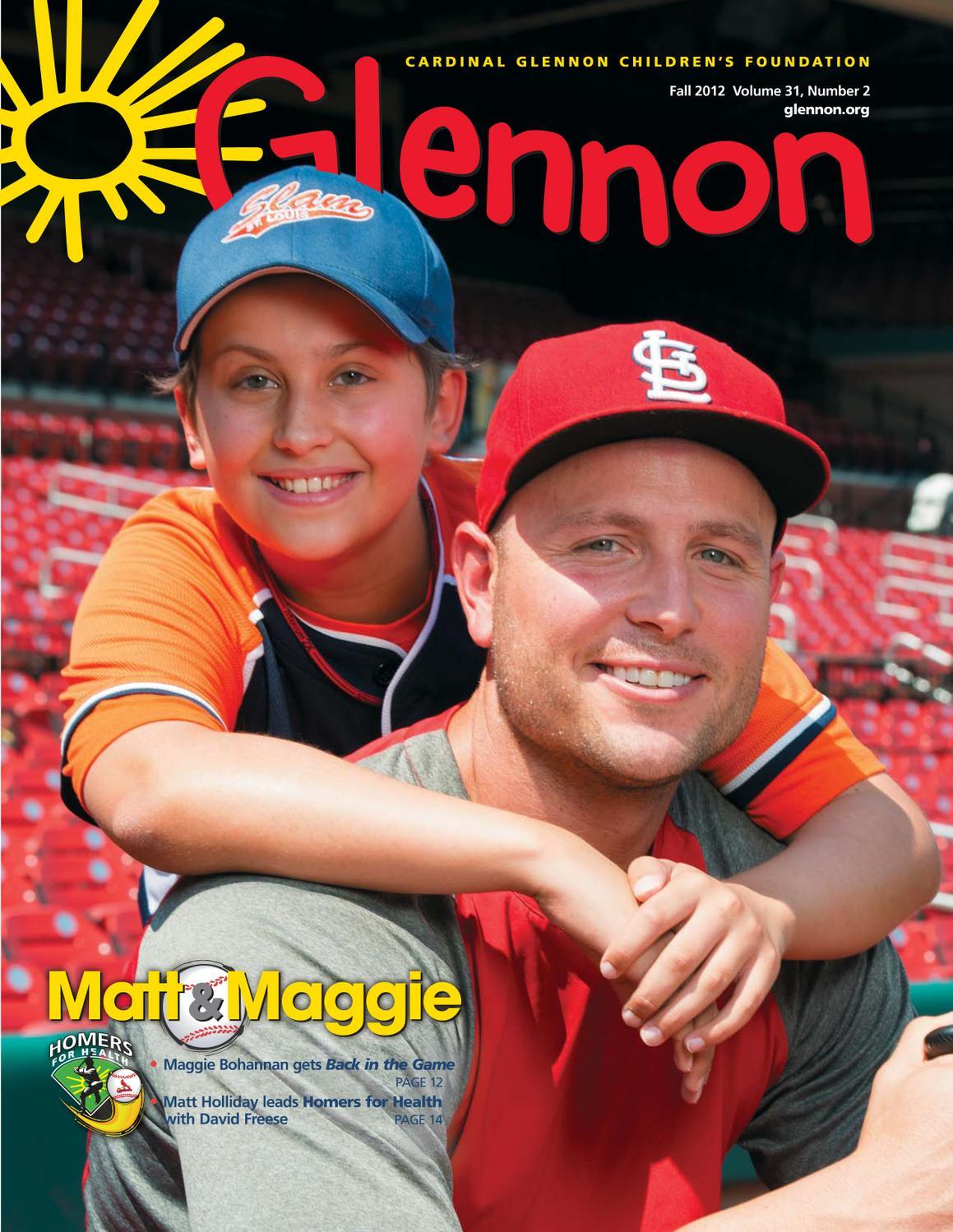 c4a630baf547 Glennon Magazine Fall 2012 by SSM Health Cardinal Glennon Children s ...