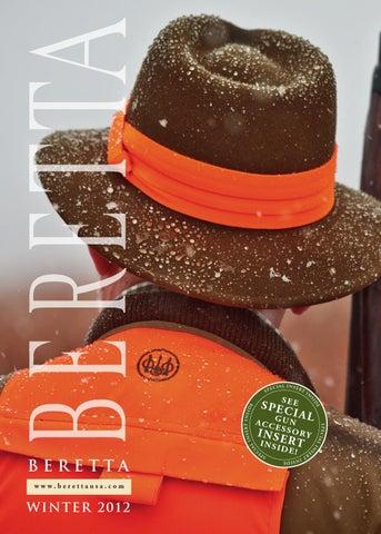 FALL WINTER 2012 CATALOG II by Beretta USA corp - issuu 4ebee950cd68