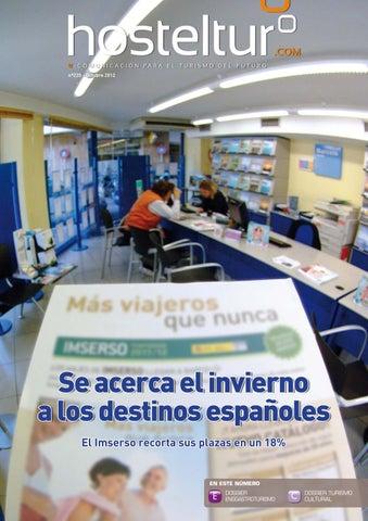d125a4020765b Hosteltur 220 - Se acerca el invierno a los destinos españoles by ...