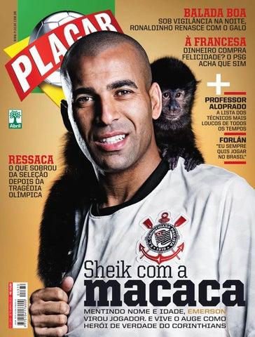 Placar Edição Setembro 1370 by Revista Placar - issuu 46c63a6e04466