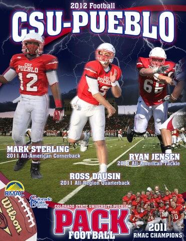 2012 CSU-Pueblo Football Media Guide by Colorado State University ... 766c57909