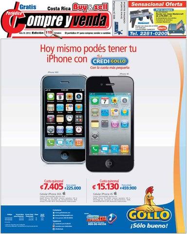 59fa4488894 Periodico Compre y Venda edi #119, mes Octubre by Magic Medias S.A. ...