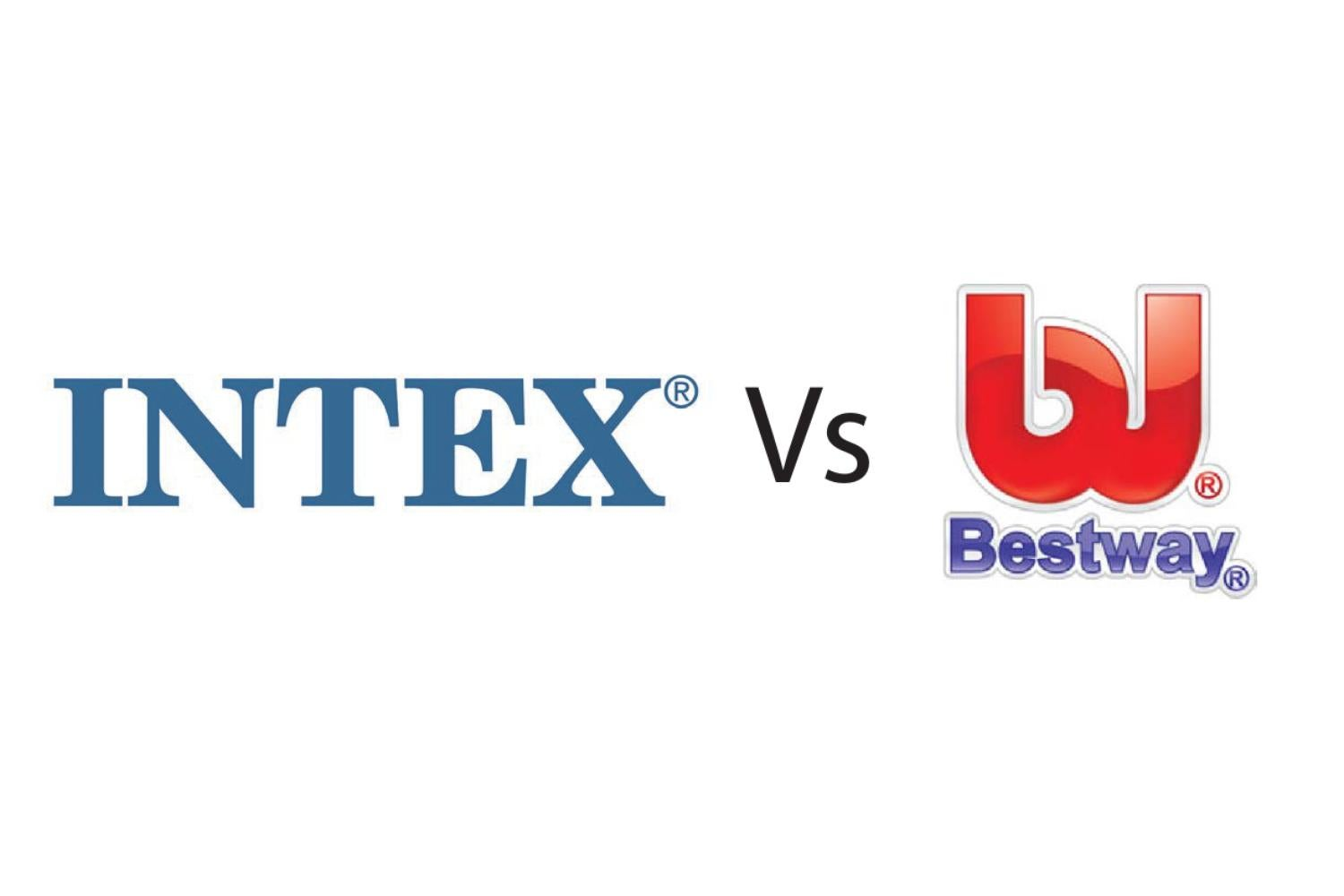 Intex vs bestway by zapf zapf issuu for Bestway vs intex
