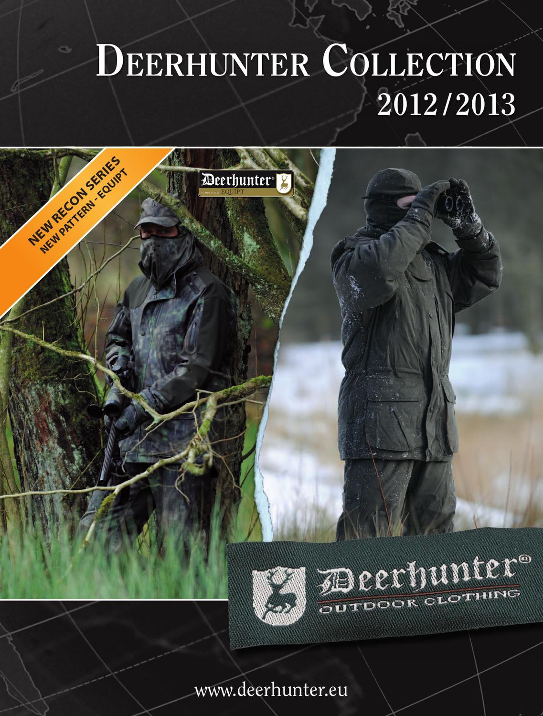 Deerhunter katalog 2012/2013 by Kuhada - Issuu