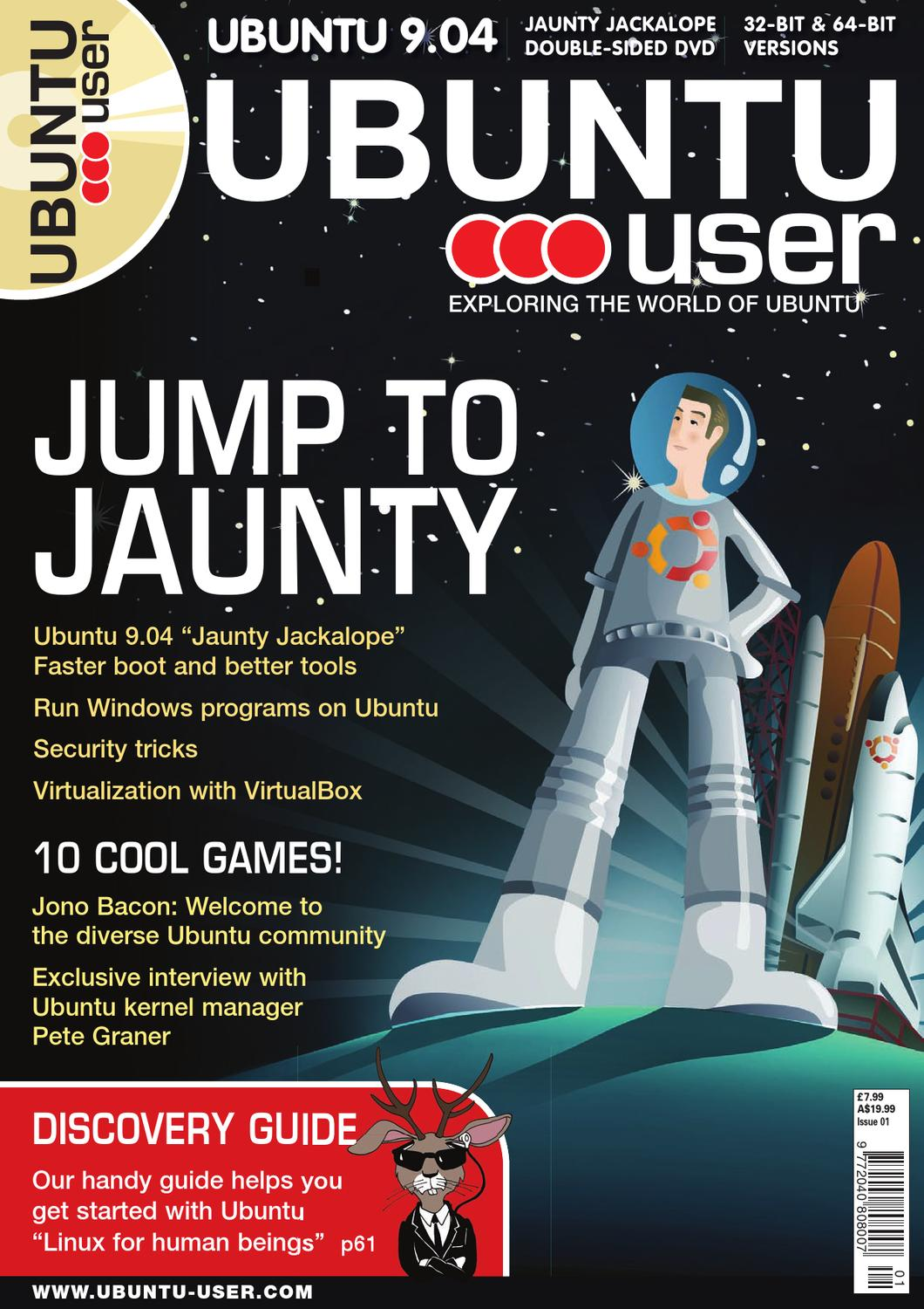 Ubuntu User Magazine Vol 01 by Enso Mugno - issuu on