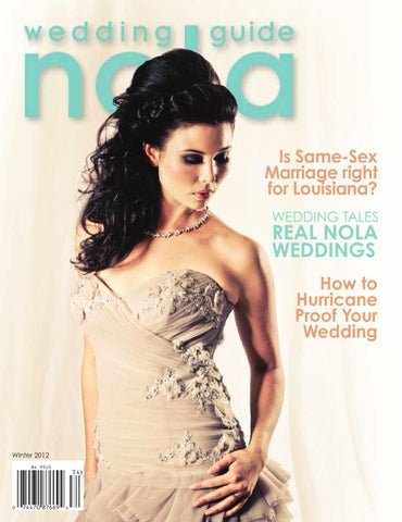 21b1b0d8b18 NOLA Wedding Guide Winter 2012 by NOLA Wedding Guide - issuu
