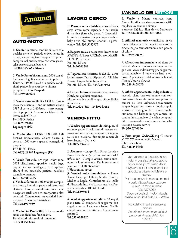 VoxIn magazine by vanni muraglia - issuu