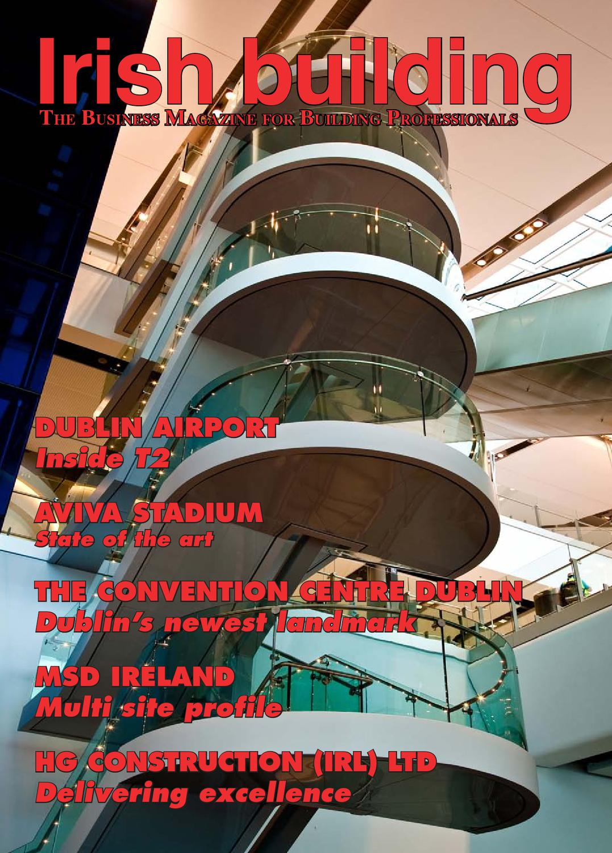 Irish Building Magazine By Issuu Us Type Doublelevel Printed Circuit Board Terminal Block 762mm Pitch