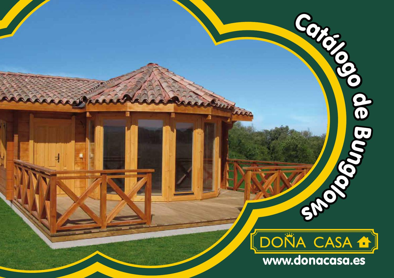 Donacasa bungalows by donacasa issuu - Www donacasa es ...