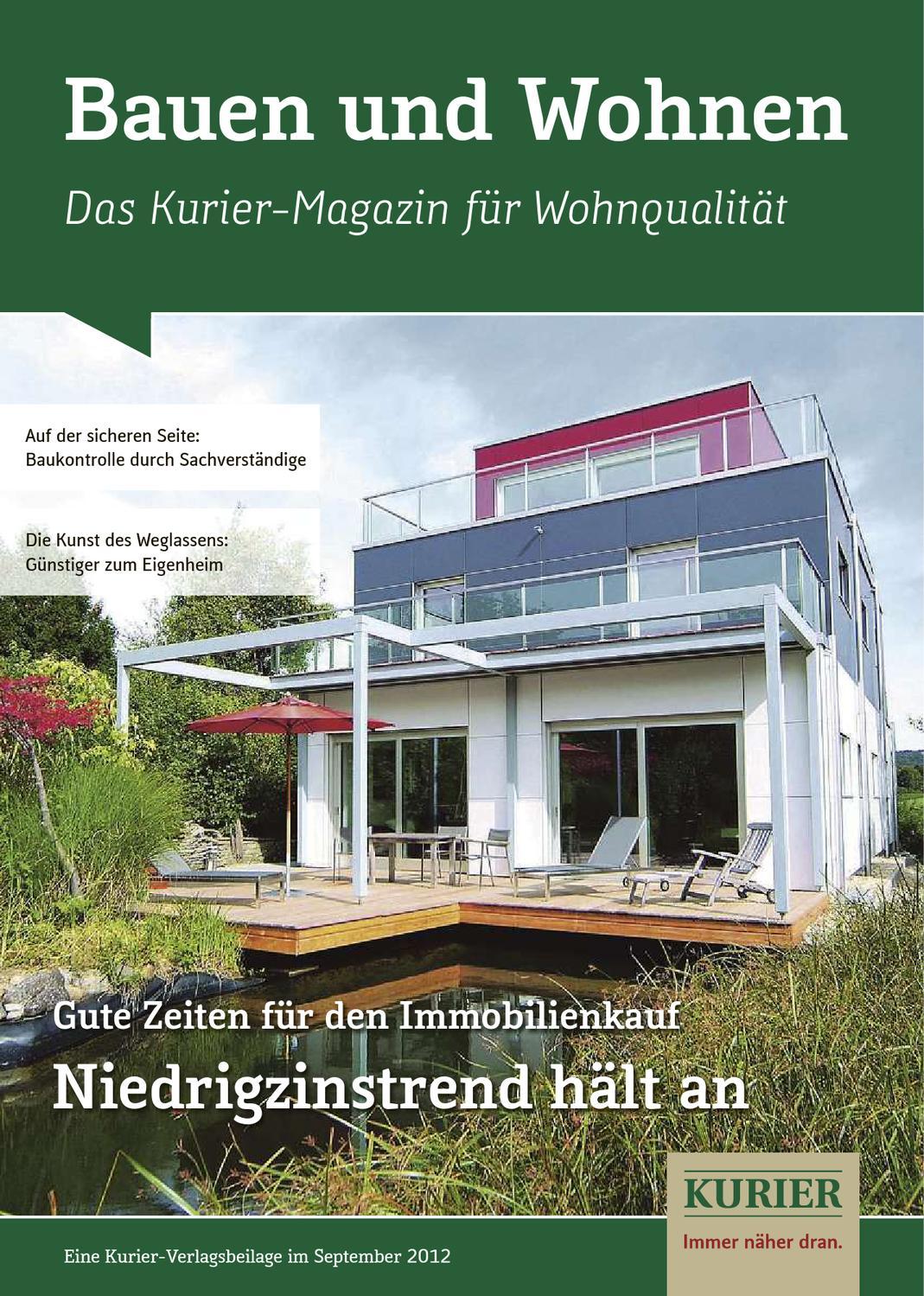 Bauen und Wohnen 10_2012 by Nordbayerischer Kurier GmbH & Co ...