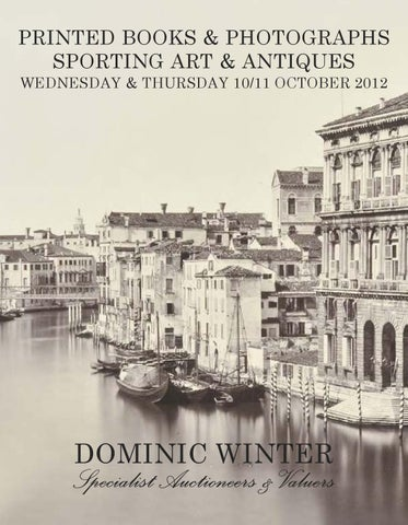 Dominic Winter 1011 October Auctionlow Res By Jamm Design Ltd Issuu