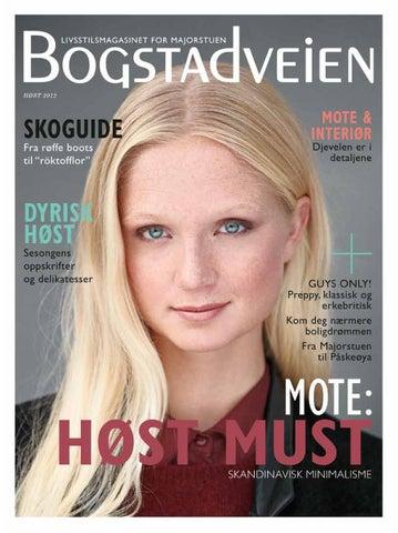 18e8dffb Bogstadveien Magasinet Høst 2012 by Bogstadveien Magasinet - issuu