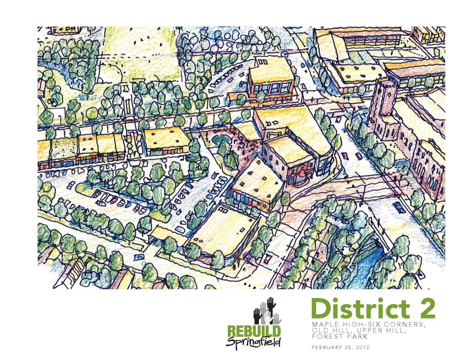 Springfield Recovery Plan by BNIM - issuu on