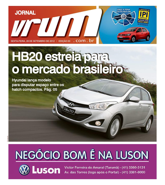 5d2735adf 28set12 - Jornal Vrum Curitiba - Edição 03 by Rodrigo Geara - issuu