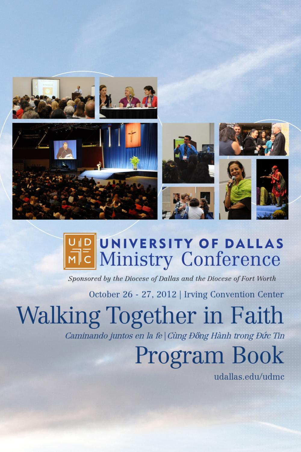 University of Dallas Ministry Conference 2012 by University of ...