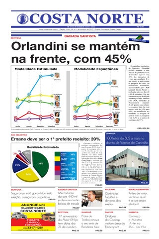 30a8eacfd Jornal Costa Norte by Costa Norte - issuu
