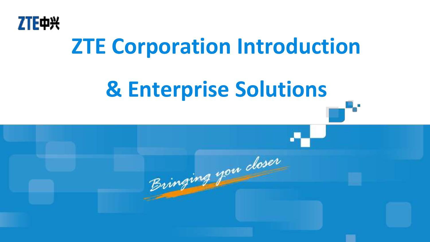 fully immerse zte corporation india you put yourself