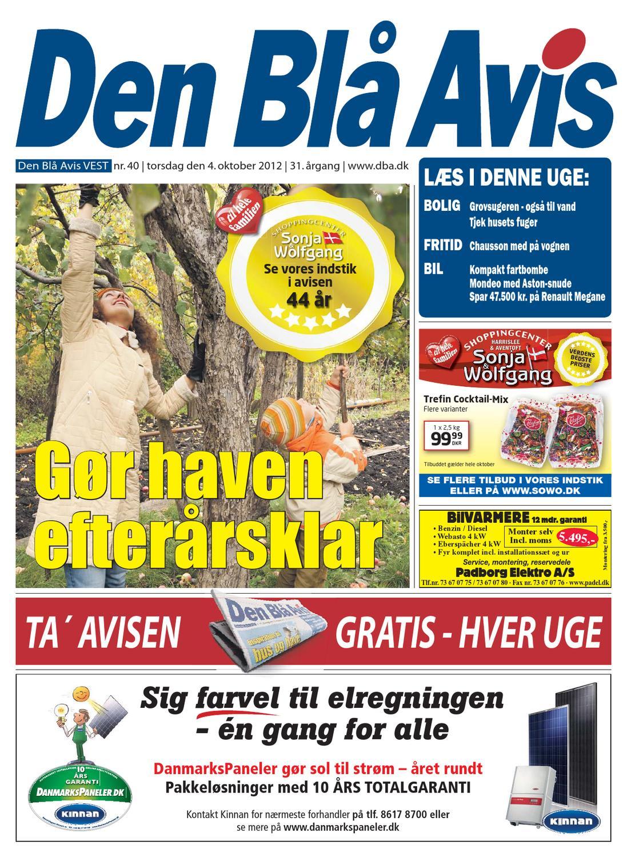 5bf3caa4 Den Blå Avis - VEST - 40-2012 by Grafik DBA - issuu