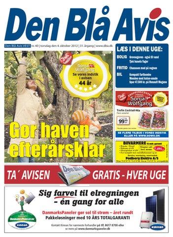 9f811cc8e55 Den Blå Avis - VEST - 40-2012