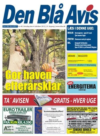 2286d9baa4a Den Blå Avis - ØST - 40-2012 by Grafik DBA - issuu