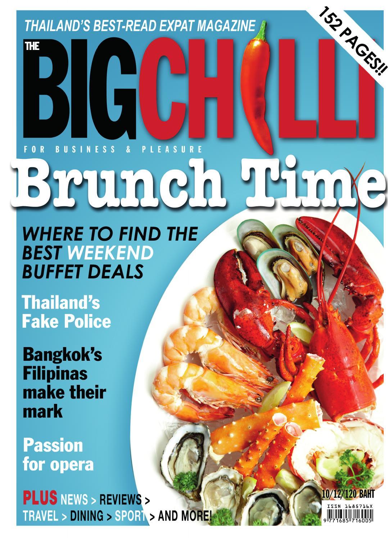 The BigChilli October Issue by The BigChilli Co., Ltd. - issuu