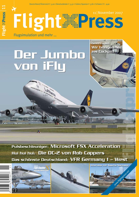 FlightXPress November 2007 by FlightX Pirate - issuu