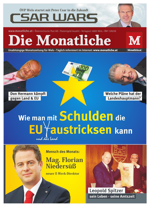 Die Monatliche, Ausgabe 05 by Die Monatliche Die Zeitung