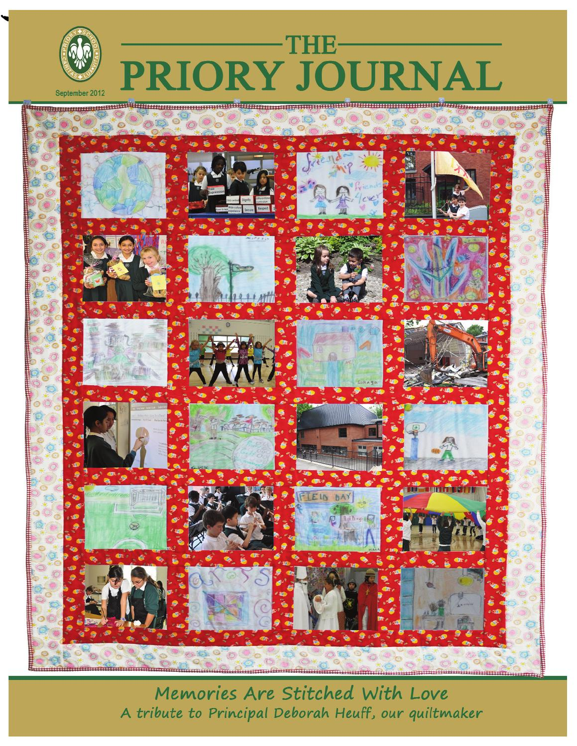 priory journal 2012 by the priory school issuu