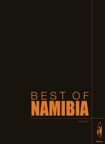 BEST OF NAMIBIA Volume 1 By Sven Boermeester Issuu