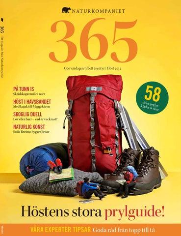 Naturkompaniet 365  1 2012 by Naturkompaniet AB - issuu 5ca9247cf7f38