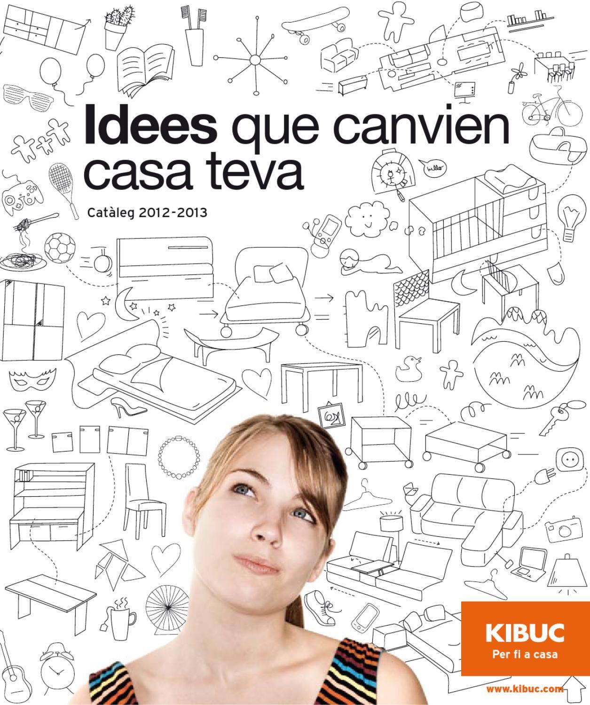 Cataleg general 2012 by kibuc issuu - Kibuc cardedeu ...