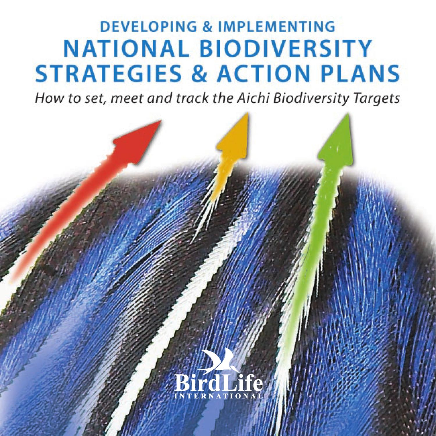 Bangladesh national biodiversity strategy and action plan