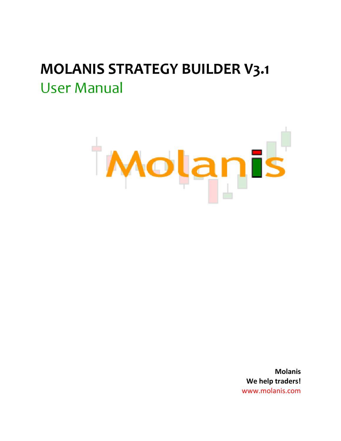 Tutorial forex strategy builder