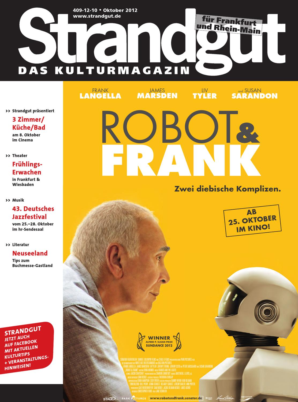 Strandgut Kulturmagazin 10/2012 by Strandgut Kulturmagazin - issuu