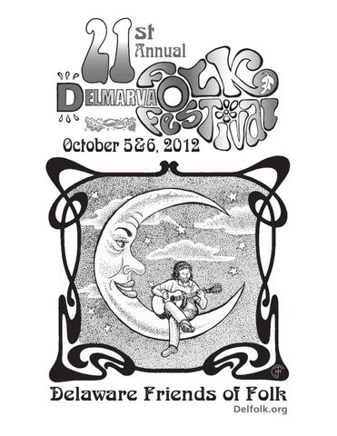 Delmarva Folk Festival 2012 By Jan Crumpley
