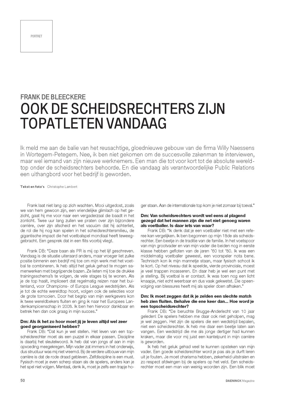 Bmw Daeninck Magazine By C B M Issuu