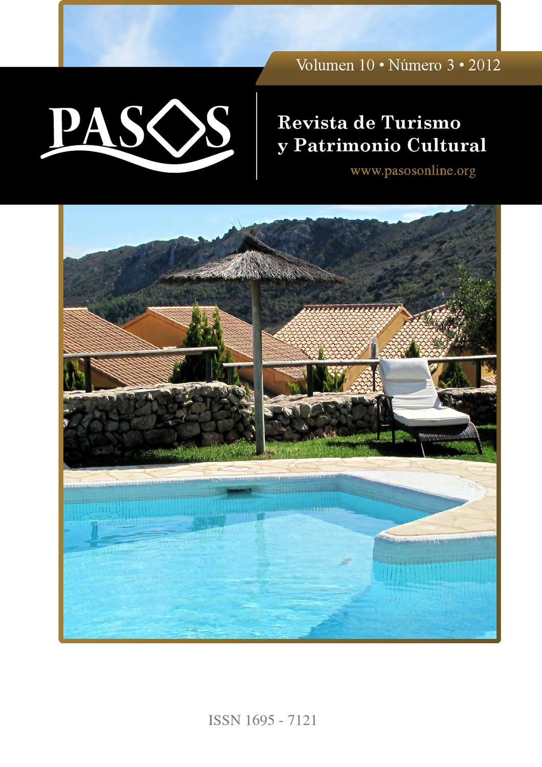 the latest 44537 4bd56 PASOS RTPC 10(3) by PASOS Revista de Turismo y Patrimonio Cultural - issuu