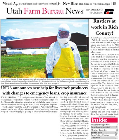 edbea0fb7 Utah Farm Bureau News by Utah Farm Bureau Federation - issuu
