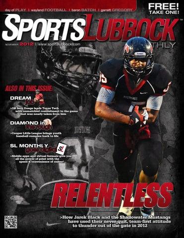 2011 Texas Tech Football Medi Almanac by Texas Tech Athletics - issuu 6b589b8d7