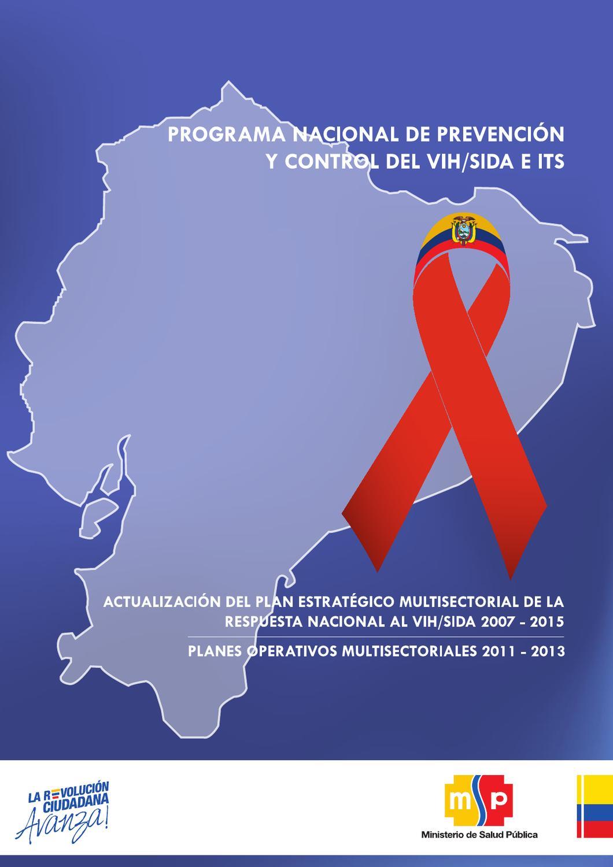 Programa nacional de prevenci n y control de vih sida e for Ministerios del ecuador