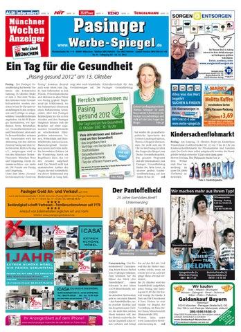 KW 41 2012 by Wochenanzeiger Me n GmbH issuu