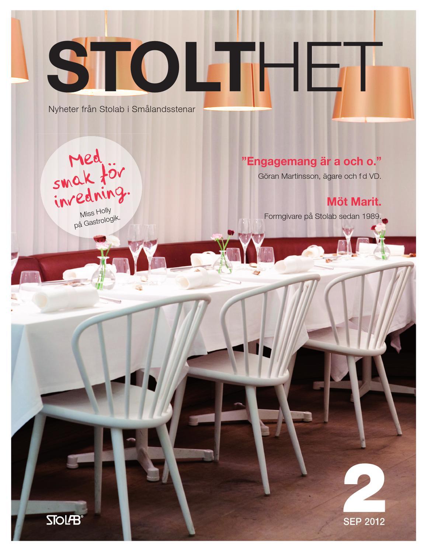Stolthet 2, 2012 by Lena Björnberg Issuu