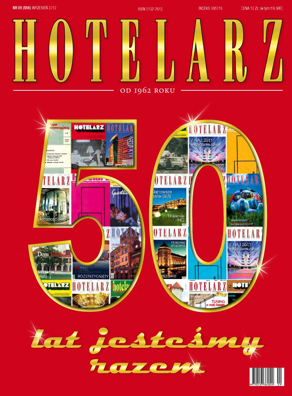 Hotelarz 092012 By Polskie Wydawnictwa Specjalistyczne Promedia Sp