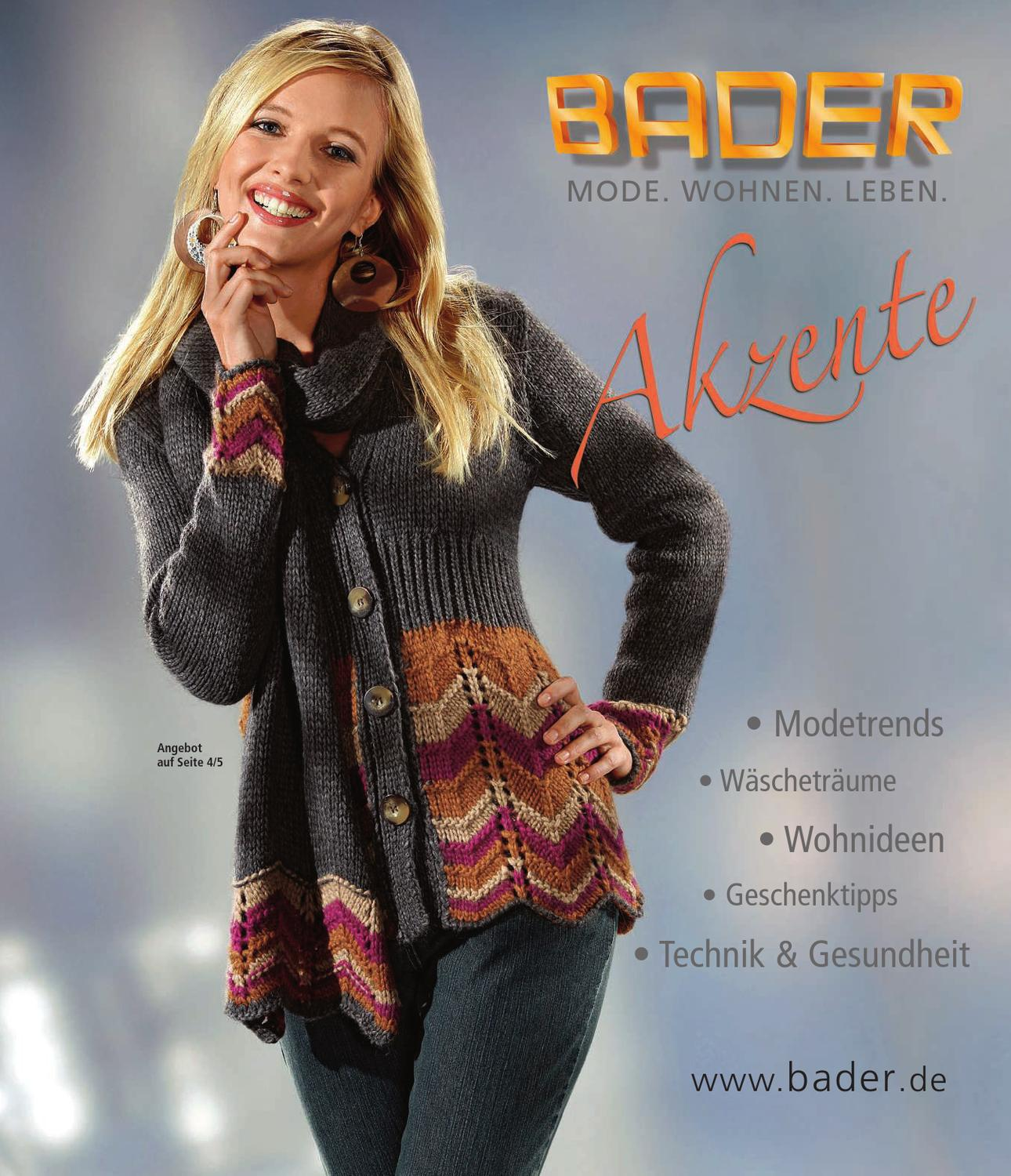 dacc29c0eda312 Bader Akzente Herbst-Winter osen-zima 2012 by Katorg World of ...