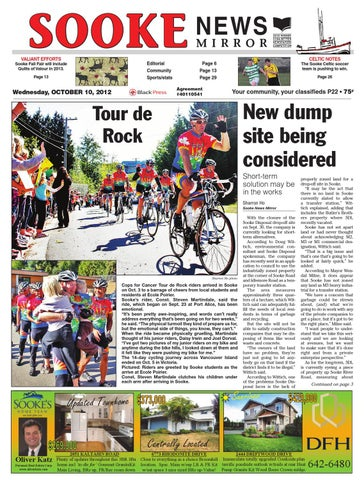 31c62796c55 Sooke News Mirror, October 10, 2012 by Black Press Media Group - issuu