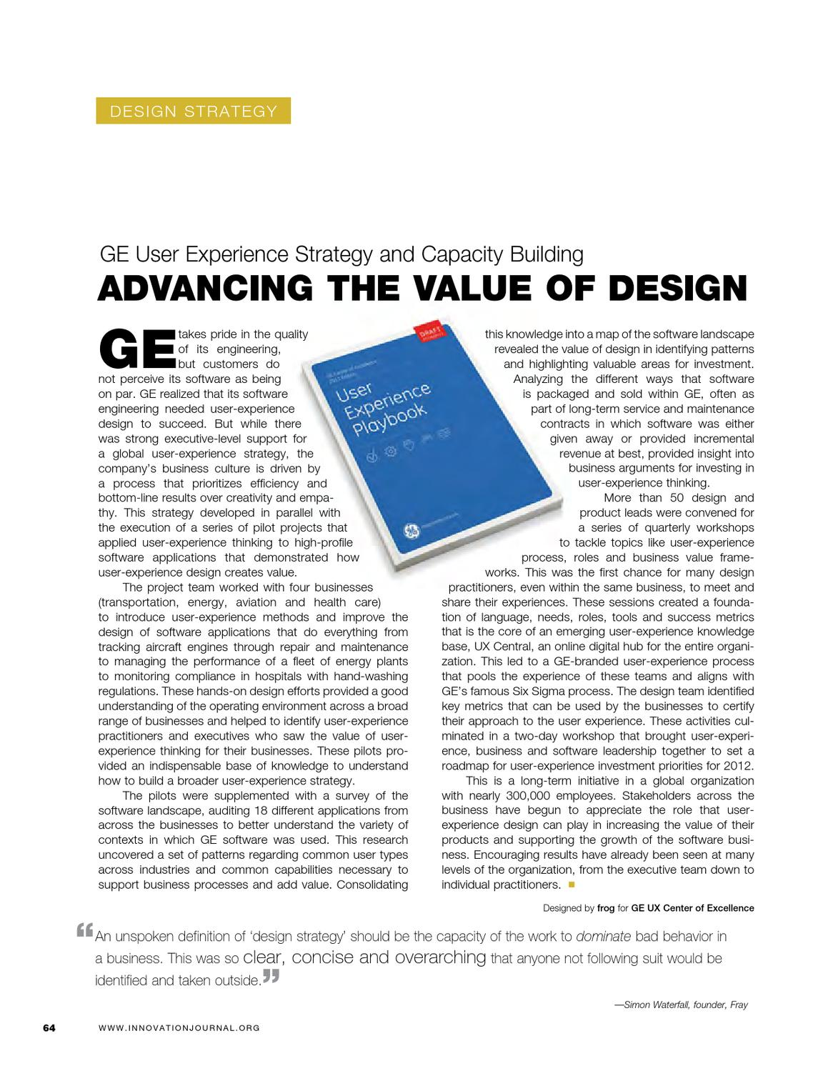 Innovation Fall 2012: Yearbook Of Design Excellence By Industrial Designers  Society Of America   Issuu