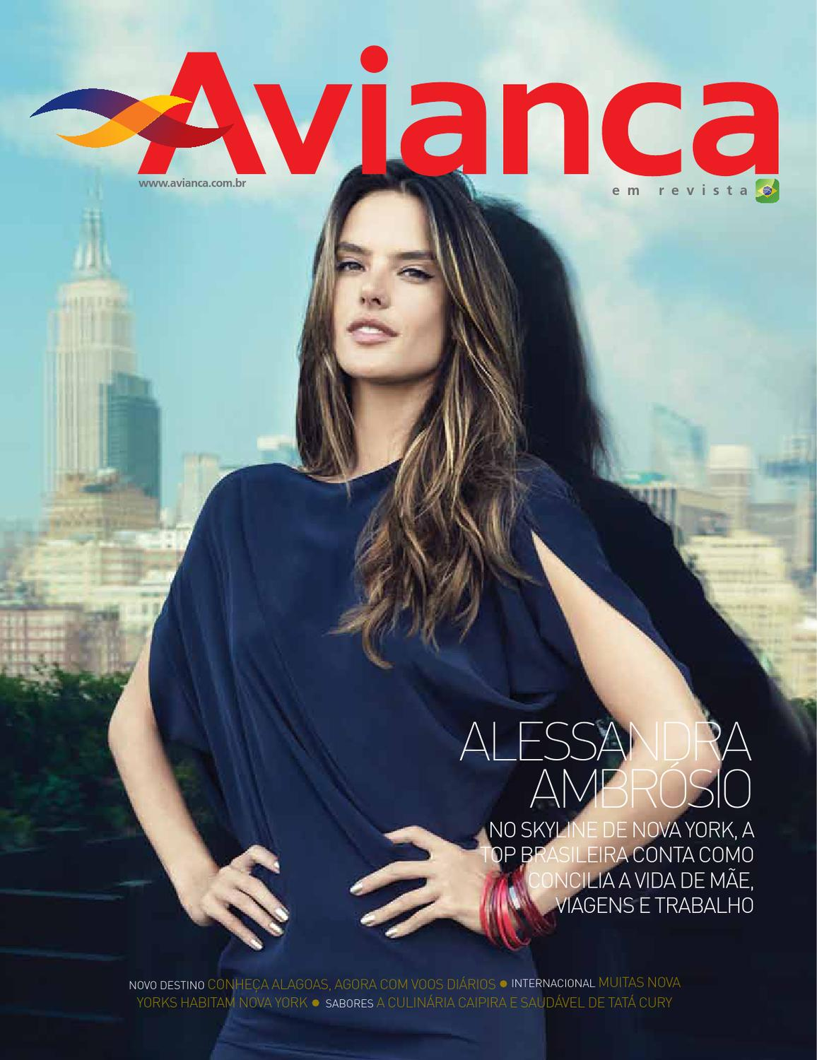 b1a56bb849d07  28 - Alessandra Ambrósio by Media Onboard - issuu