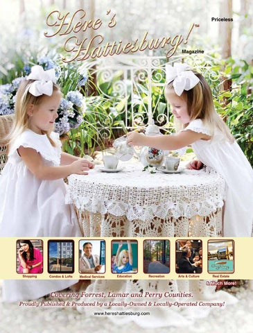 f400aa0d64e Here s Hattiesburg! magazine by M   M Publishing