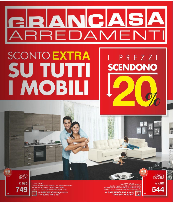 Hgfhgfhfghg by volantinoweb vola issuu - Grancasa mobili catalogo ...