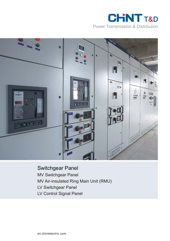 Catalogo Switchgear MV-LV by ISC Colombia - issuu